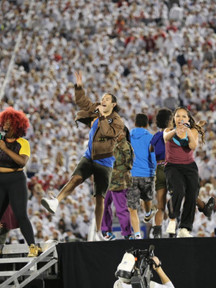 The Halftime Show