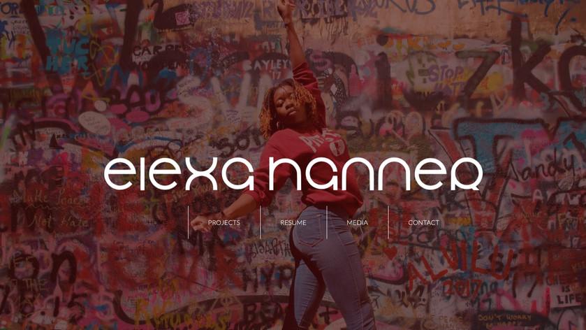 Elexa Hanner   She / Her