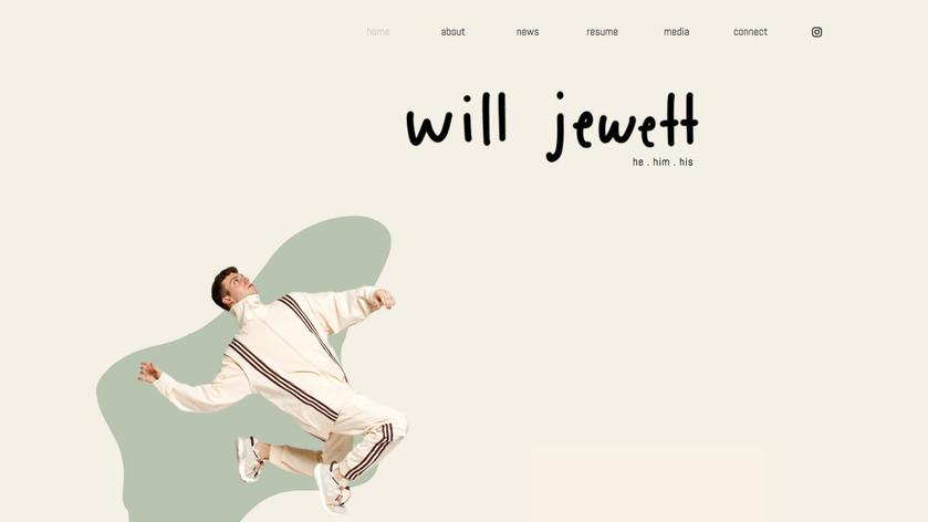 Will Jewett | He / Him
