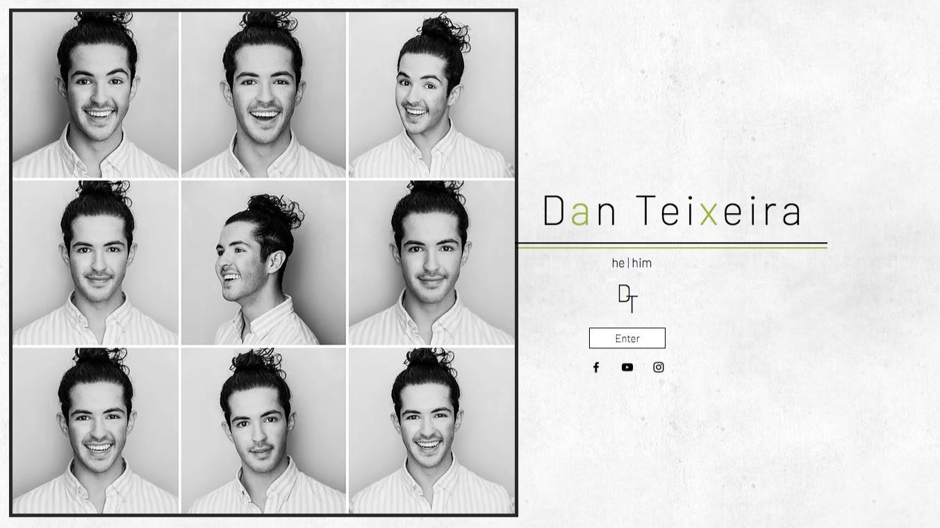 Dan Teixeira   He / him