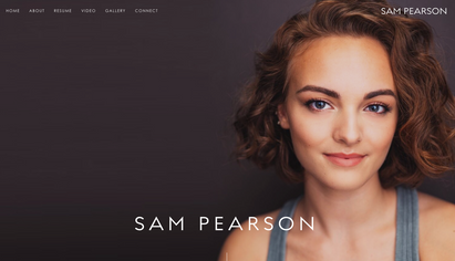 Sam Pearson | She / her