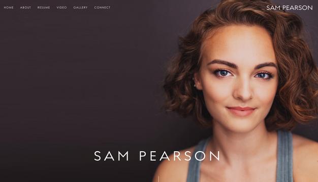 Sam Pearson   She / her