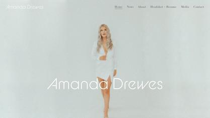 Amanda Drewes   She / Her