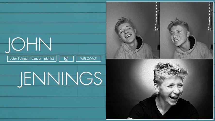 John Jennings | He / him