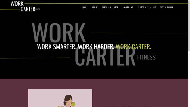 Work Carter | Fitness Studio
