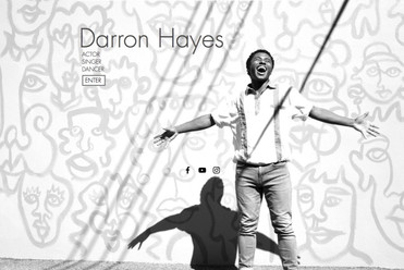 Darron Hayes | He / him