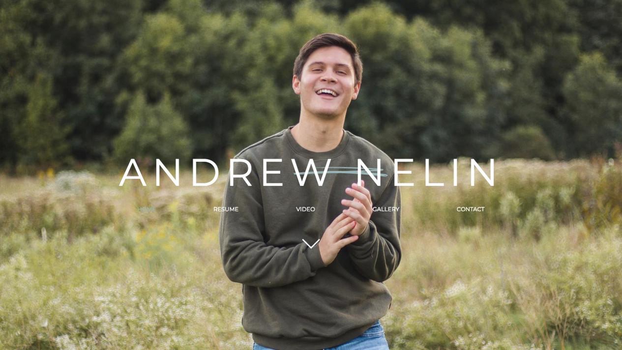 Andrew Nelin | He / Him
