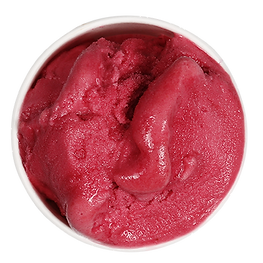 Strawberry Sorbet Scoop