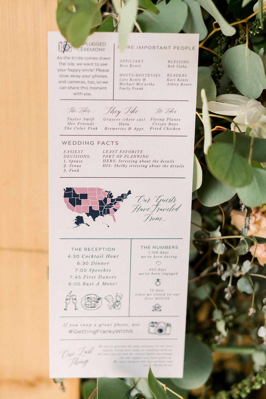Bridal Details Blush Garden Wedding Sioux Falls SD Thistle and Dot Floral Design