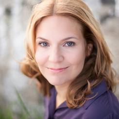 Schrifstellerin Daniela Porträt