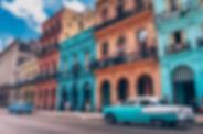 Barevné budovy