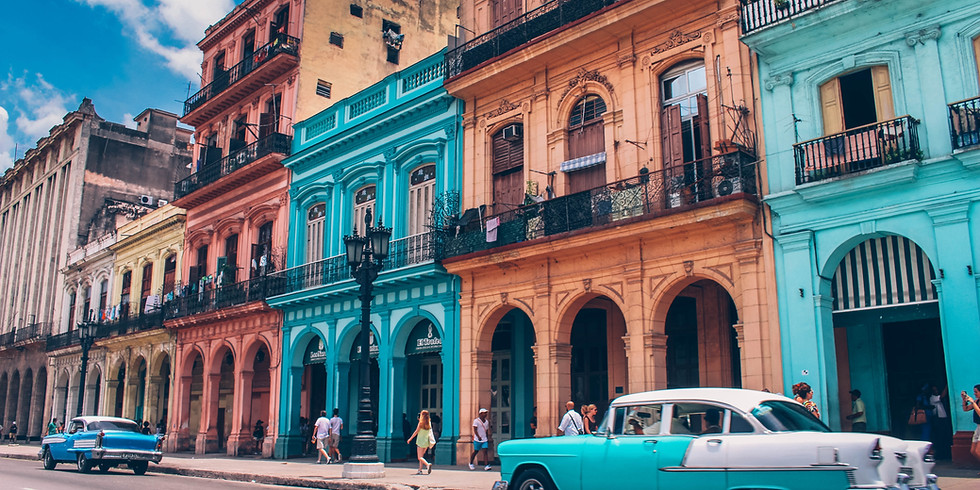 Cuba - Land & Sea Celebrating 500th Anniversary of Havana!