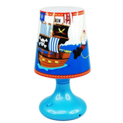 Pirate Color Changing Night Light