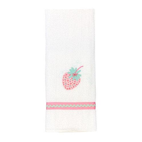 J Bailey Strawberry Towel