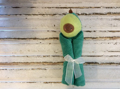 ANGEL DEAR BLANKIE - Avocado