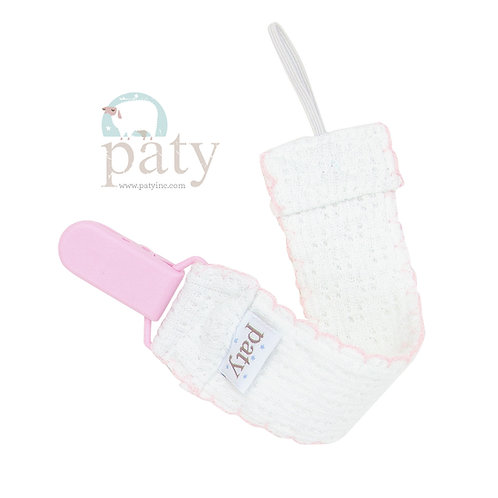 Paty Pacifier Clips
