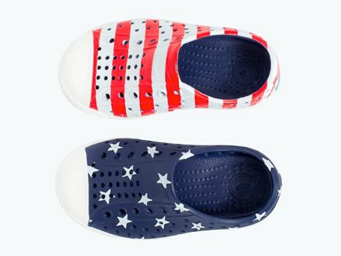Native American Flag Jefferson Shoes
