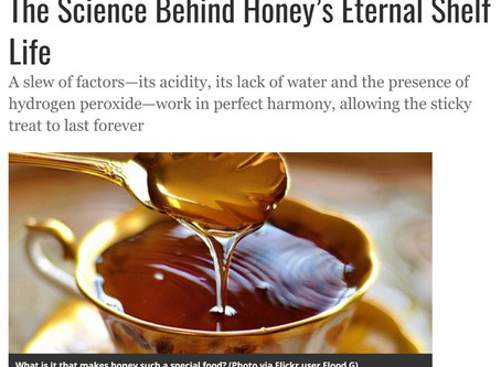 The Eternal Honey