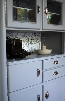 alte Möbel in neuem Kleid  |  Vintage