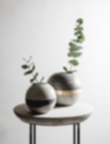 Betonvase  cement vase