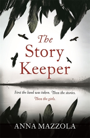 The Story Keeper, by Anna Mazzola