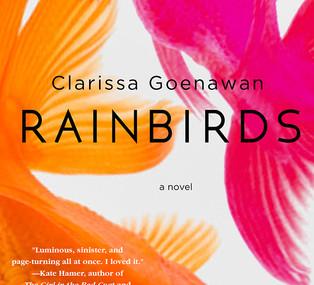 Rainbirds, by Clarissa Goenawan