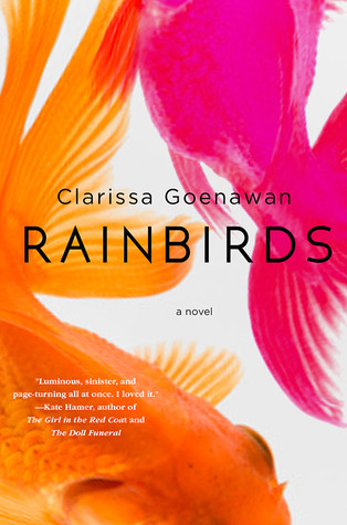 Rainbirds, by Clarissa Goenawan cover