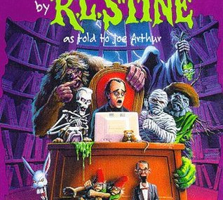 It Came From Ohio: My Life As A Writer, by R.L. Stine