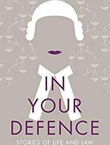 In Your Defence, by Sarah Langford