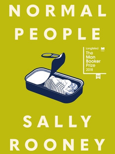 Normal People, by Sally Rooney