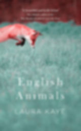 English Animals book cover