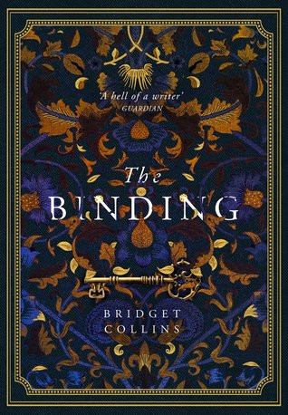 The Binding, by Bridget Collins - cover