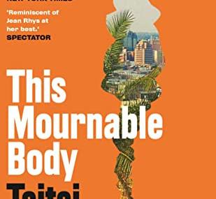 This Mournable Body, by Tsitsi Dangarembga