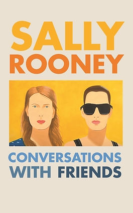 Conversations With Friends book cover.