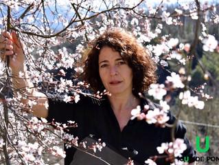 Nora Navas en Cuc de Poma