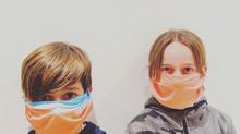 Hacer mascarillas de tela, creatividad en casa durante la cuarentena del COVID_19
