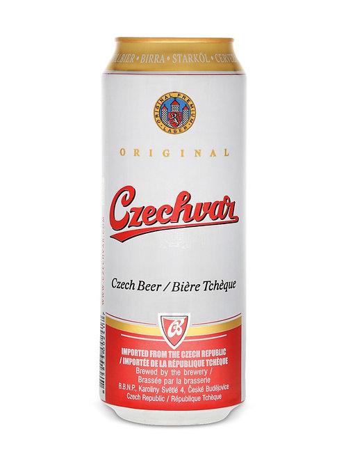 Czechvar Can
