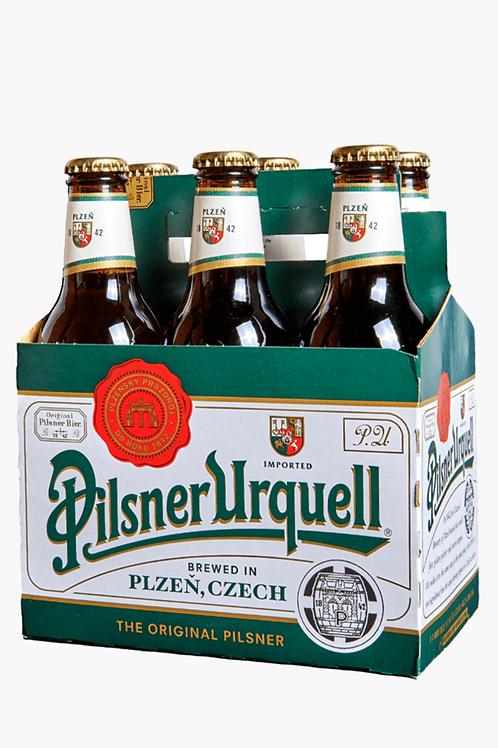Pilsner Urquell 6 x 330 ml Bottle
