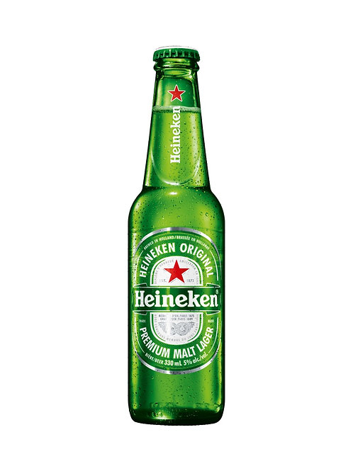 Heineken 6 x 330 ml Bottle