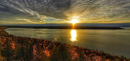 Gore Bay Sunset