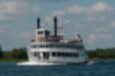 1000 Islands discovery cruise