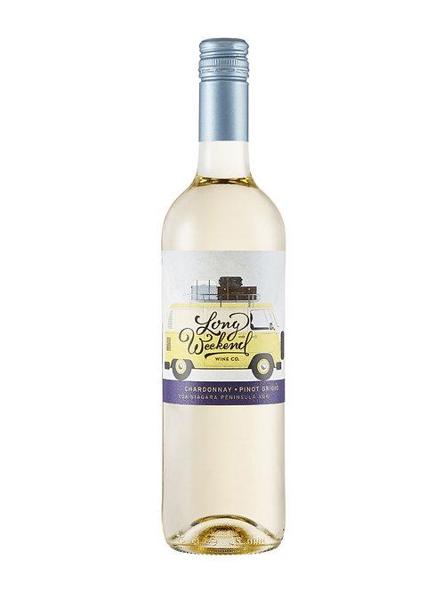Long Weekend Wine Co. Chardonnay Pinot Grigio VQA Fielding Estate