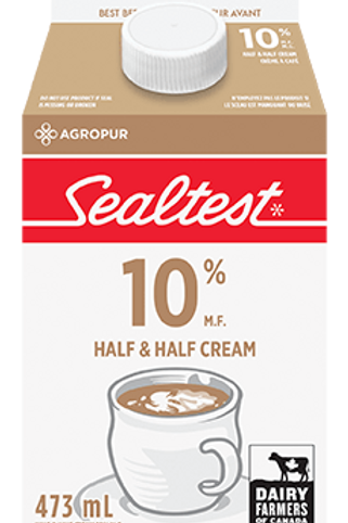 Cream 1L 10% Half and Half
