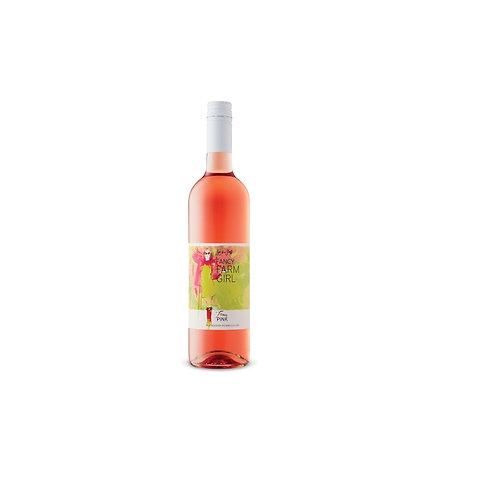 Fancy Farm Girl Foxy Pink 2019 Sue Ann Winery