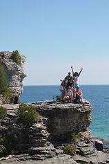 canada travel, explore ontario, explore canada, east canada, central canada, niagara, hiking ontario, sea canoeing, small group tours, day tours, weekend getaway, bruce peninsula national park