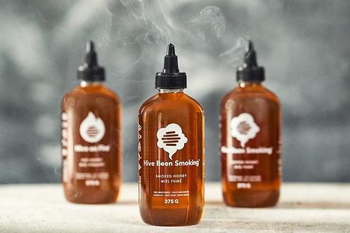 Smoked Honey Hive Gourmet 375g