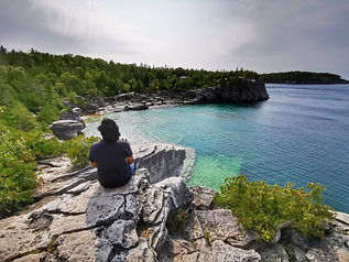Indian Head Cove, Bruce Peninsula
