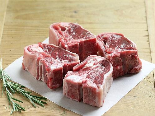 Lamb Loin Chop 2 kg