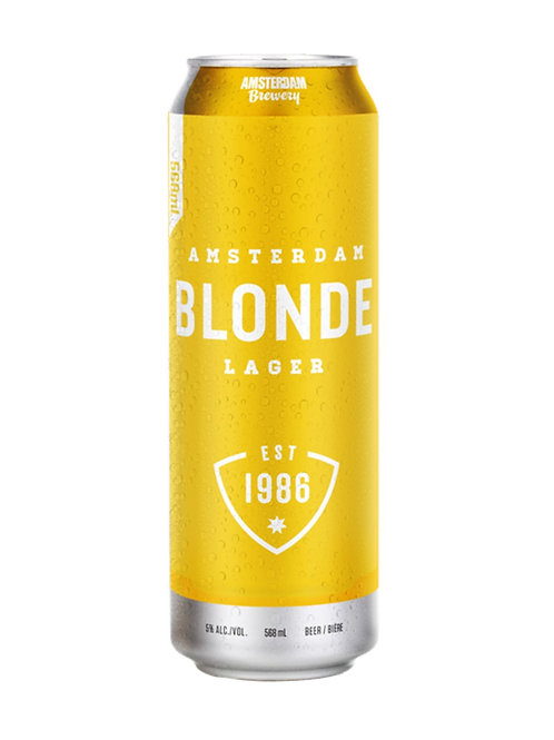 Amsterdam Natural Blonde Can