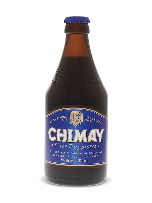 Chimay Blue Cap 330 ml Bottle